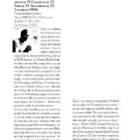 critique CD Schoenberg Diapason Marcinik
